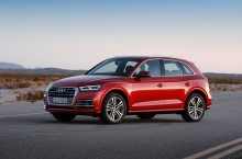 Noul Audi Q5: prețuri și date tehnice