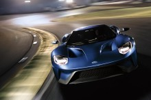 Noul Ford GT devine un nebun frumos