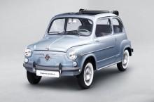 SEAT 600 restaurat pentru aniversarea de 60 de ani