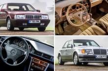 Mr. Bean vinde două dintre super sedanurile începutului anilor '90