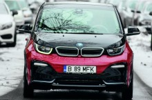 Test Drive: BMW i3s – Electric hothatch?