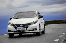 Test Drive: Nissan Leaf – Yes, it can!
