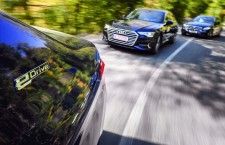 Test Drive: Audi A6 50 TDI vs. Mercedes-Benz E350 d vs. BMW 530e – Business casual