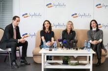GymNadia 22 februarie 2019 - Nadia Comaneci, Andreea Raducan, Irina Deleanu, Mihai Covaliu