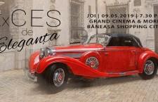 ExCES de Eleganță: cel mai prestigios eveniment auto din România ajunge pe marele ecran.