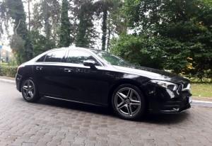 Mercedes Benz Clasa A Sedan 1