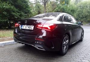 Mercedes Benz Clasa A Sedan 2
