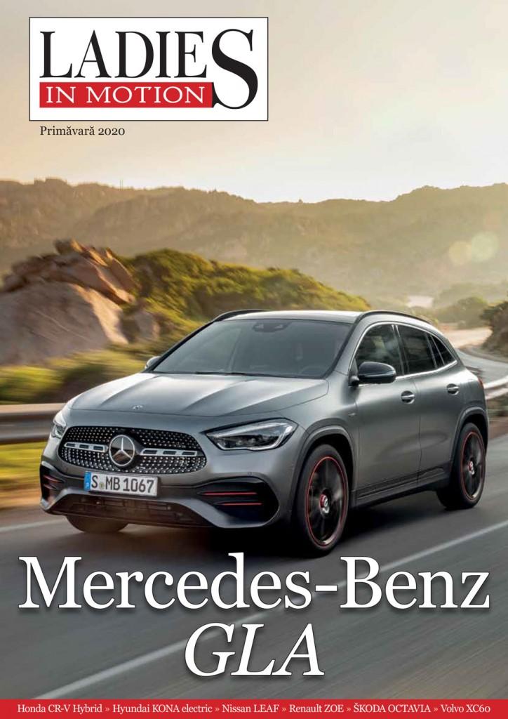 Revista Ladies in Motion, Primavara 2020
