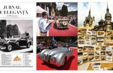 Concursul de Eleganță Sinaia revine în 2021